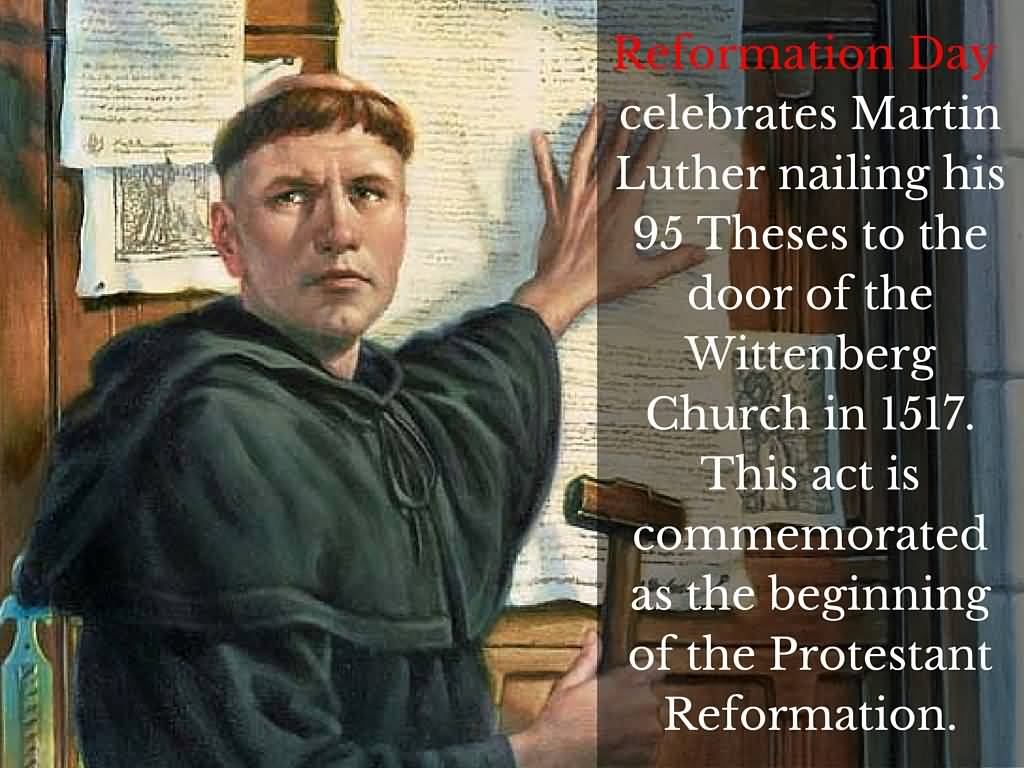 martin luther and his thesis Martin luther - the 95 theses  and cannot remit any penalties other than those which he has imposed either by his own authority or by that of the canons.