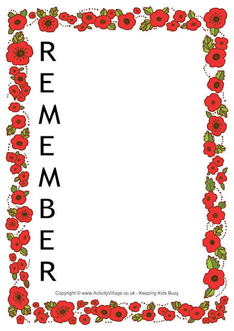 Remembrance Day Poppy Stock Vector Illustration And Royalty Free  Remembrance Day Poppy Clipart