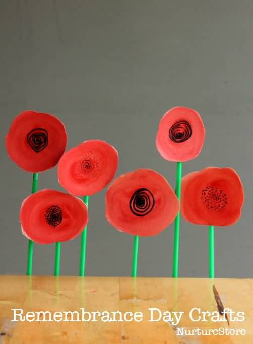 70 best remembrance day greeting pictures and photos - Remembrance day craft ideas ...