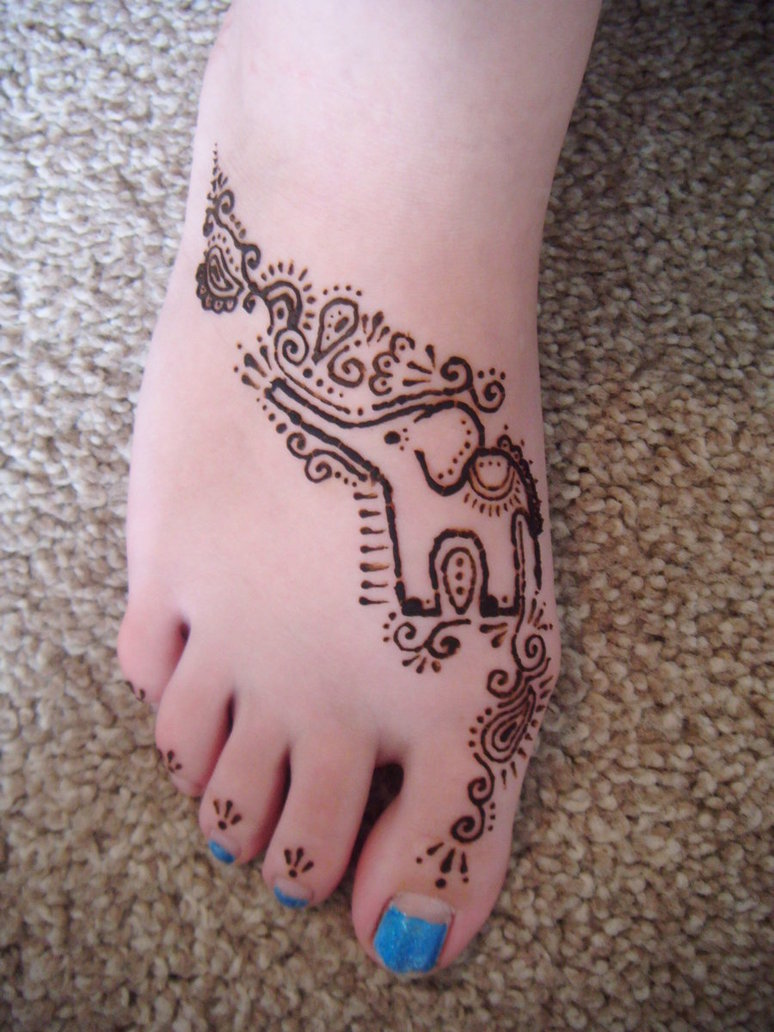 45 henna elephant tattoos. Black Bedroom Furniture Sets. Home Design Ideas