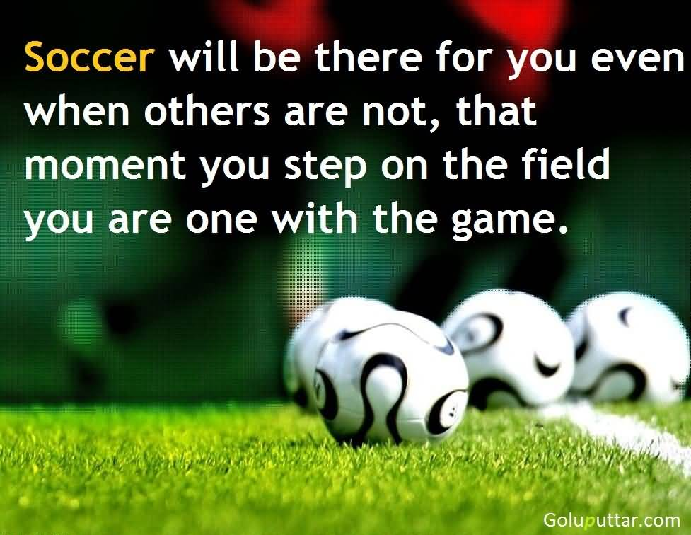 Soccer Is Life Wallpaper: 60+ Famous Quotes And Sayings About Soccer