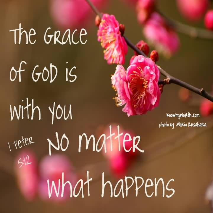 what makes god s grace so amazing What's so amazing about grace  god's mercy and god's grace, he is so overwhelmed he can't  but that's the way the devil is with sin—he makes.