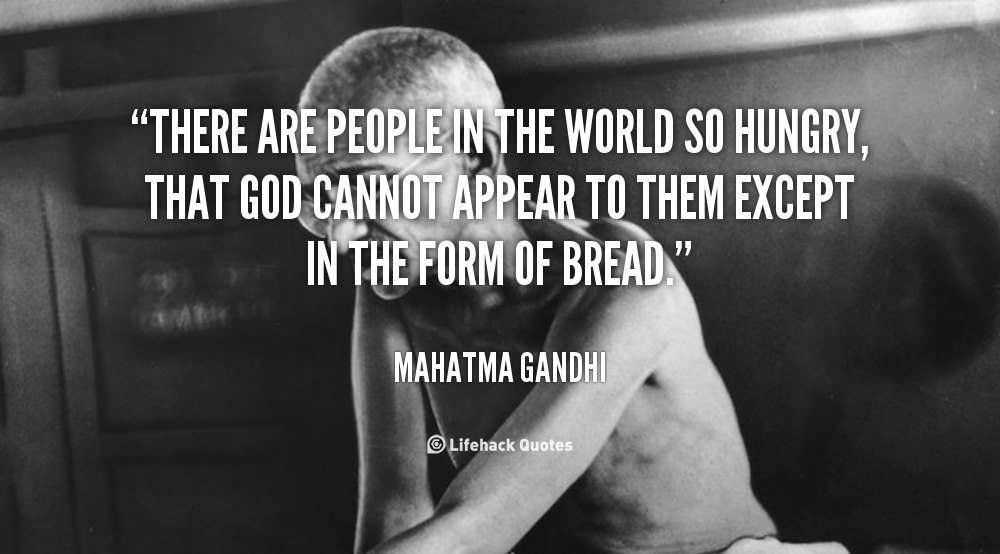 Quotes About Hunger Beauteous 60 Best Hunger Quotes And Sayings