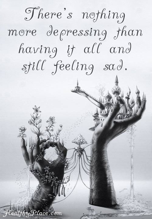 best depression quotes and sayings