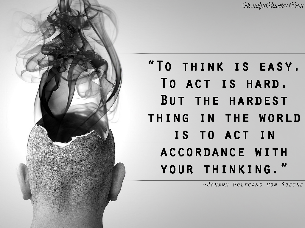 60 Best Thinking Quotes And Sayings