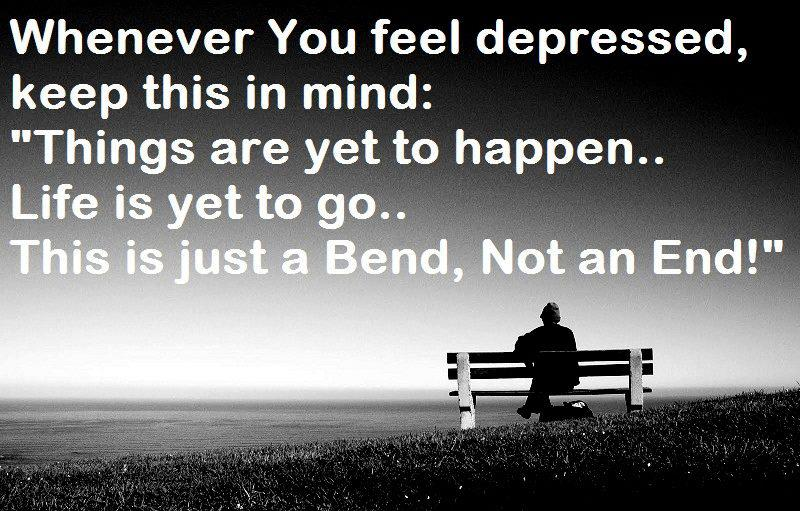 50 Most Sad And Depression Quotes That Makes Life Painfull: 65 Best Depression Quotes And Sayings