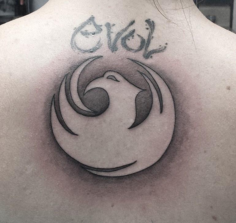 35 Phoenix Symbol Tattoos Collection