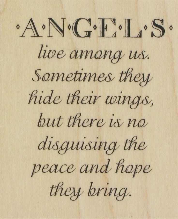 long guardian angel quotes