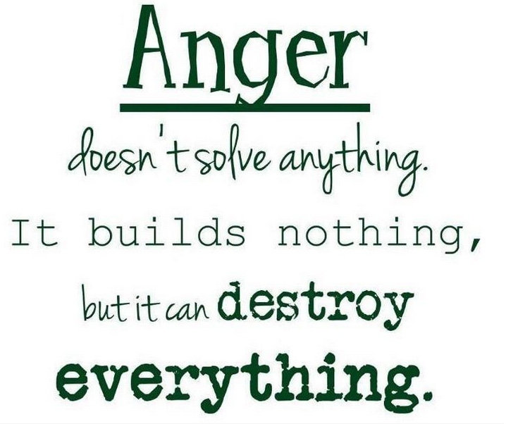 Quotes About Anger And Rage: 62 Best Quotes And Sayings About Anger