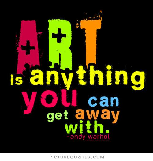 """PADENOM: """"Art is Anything You Can Get Away With"""""""