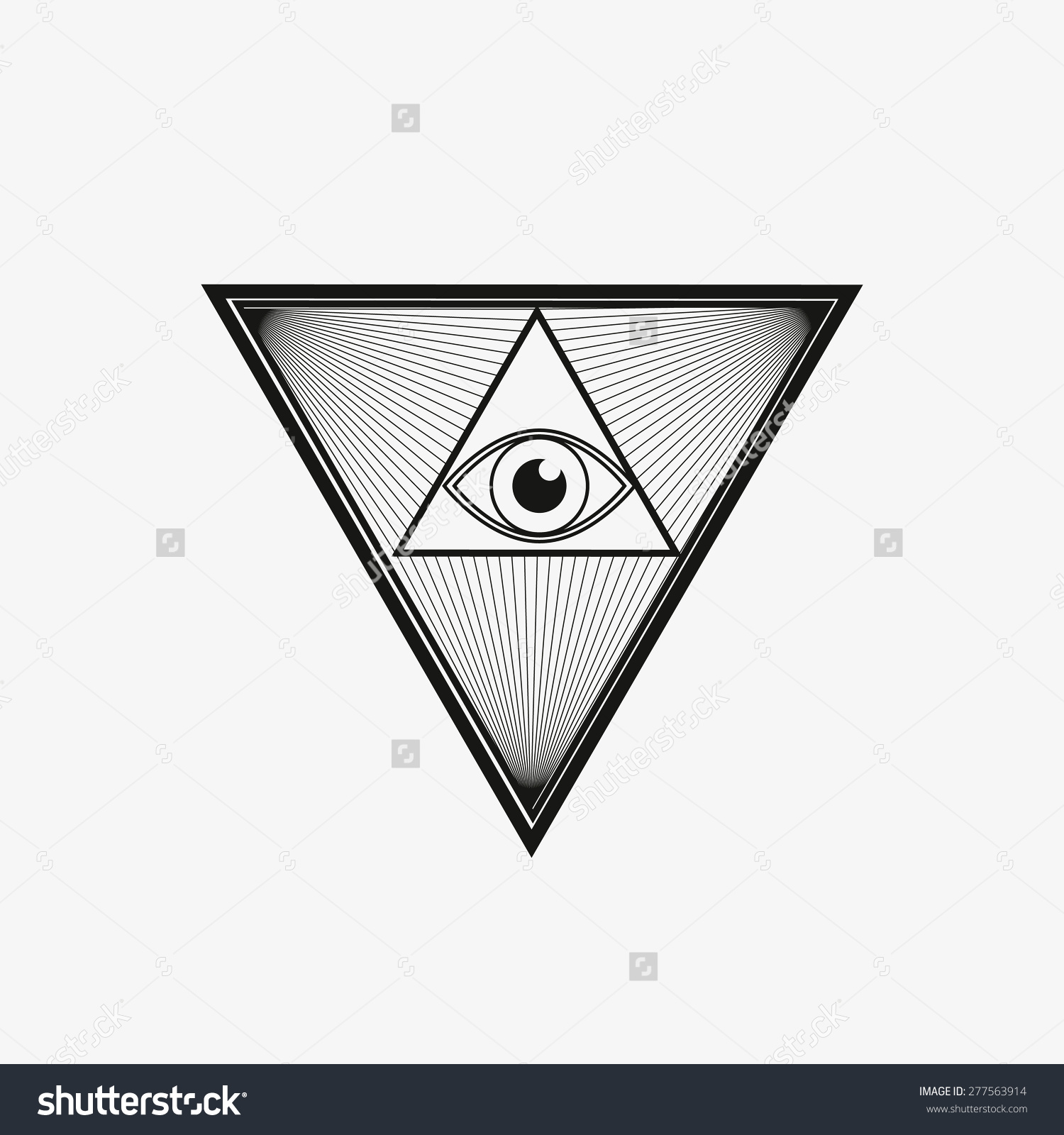 100+ [ All Seeing Eye Tattoo Dtattoodesigns ] | All Seeing ...