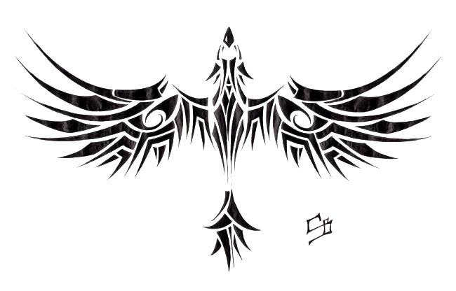 48 tribal phoenix tattoos ideas rh askideas com tribal phoenix tattoo ideas tribal phoenix tattoo ideas