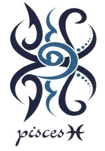 50 Zodiac Pisces Tattoos Designs And Ideas