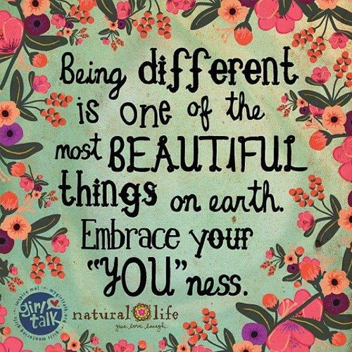If Things Were Different Quotes: 60 Famous Being Different Quotes And Sayings