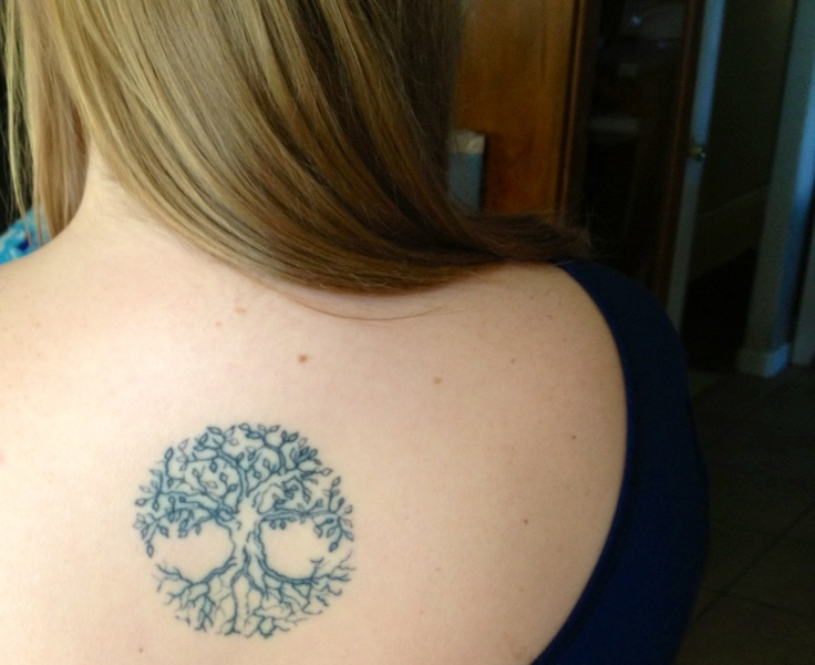 Small Tree Of Life: 45+ Small Tree Of Life Tattoos Collection