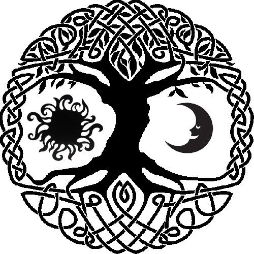 61865a4fc56fb Pictures of Celtic Sun And Moon Symbol - #rock-cafe