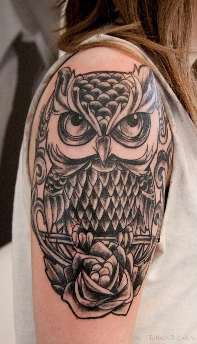 30+ Best Owl Tattoo Designs