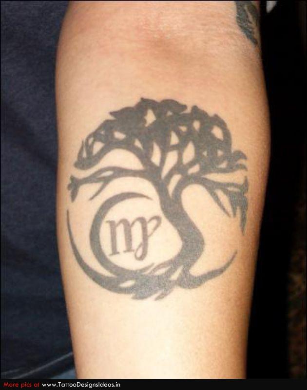 35 tree of life tattoos on forearm. Black Bedroom Furniture Sets. Home Design Ideas