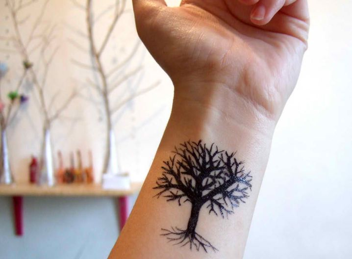 5c487da3a Small Tree Of Life Tattoo Ideas