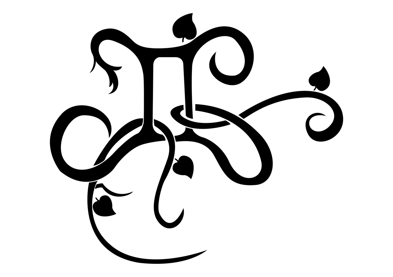 58 tribal zodiac sign tattoos designs. Black Bedroom Furniture Sets. Home Design Ideas