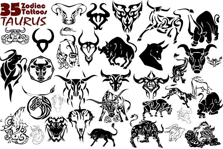 bdc107001 63+ Taurus Zodiac Sign Tattoo And Designs