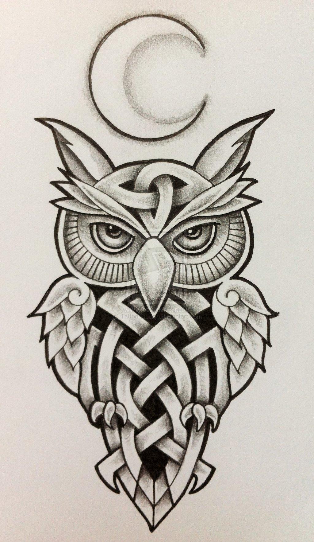 30 best owl tattoo designs