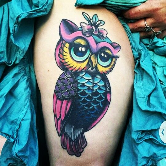 55 traditional owl tattoos ideas. Black Bedroom Furniture Sets. Home Design Ideas