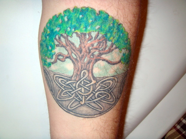 48 celtic tree of life tattoos ideas. Black Bedroom Furniture Sets. Home Design Ideas