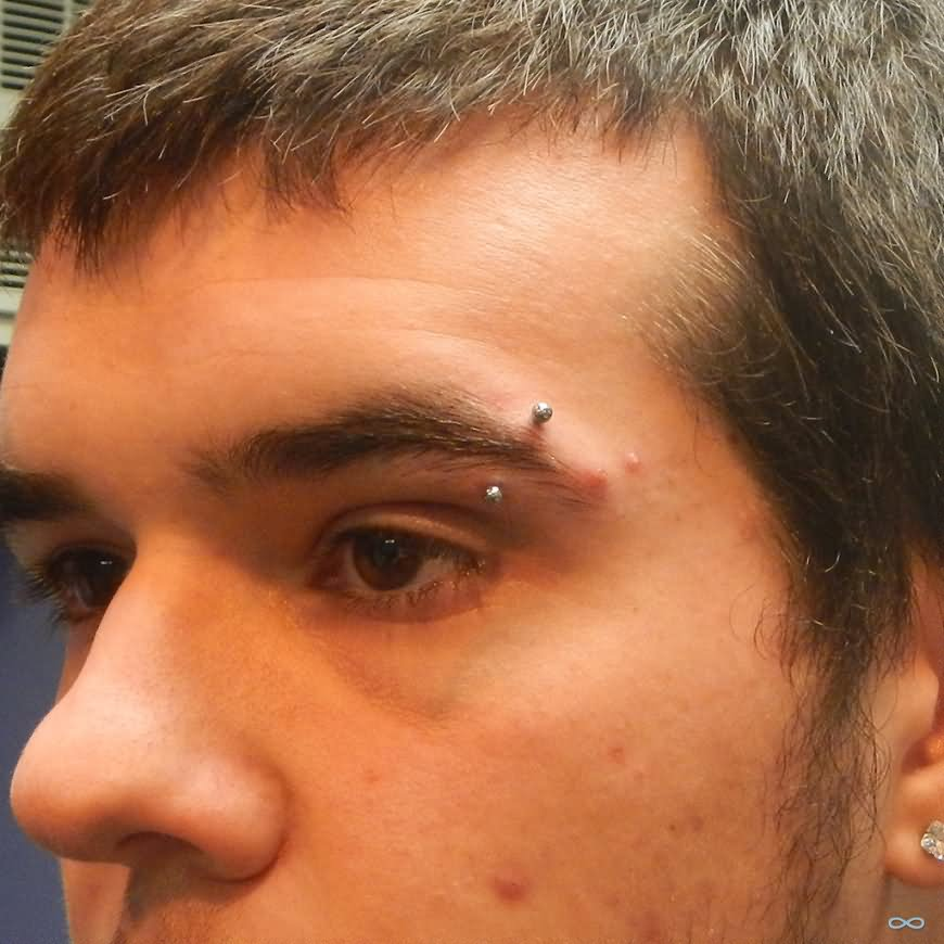 60 Latest Eyebrow Piercing Pictures Collection