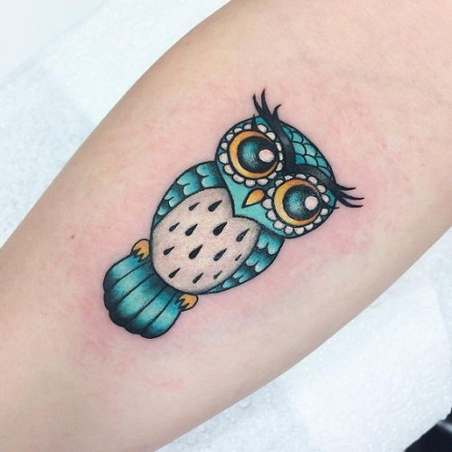 60+ Latest Owl Tattoos Collection