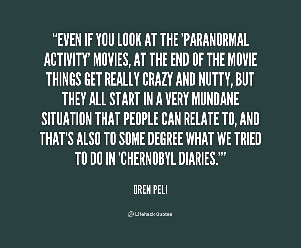 Very Famous Movie Quotes: 66 Top Activity Quotes And Sayings