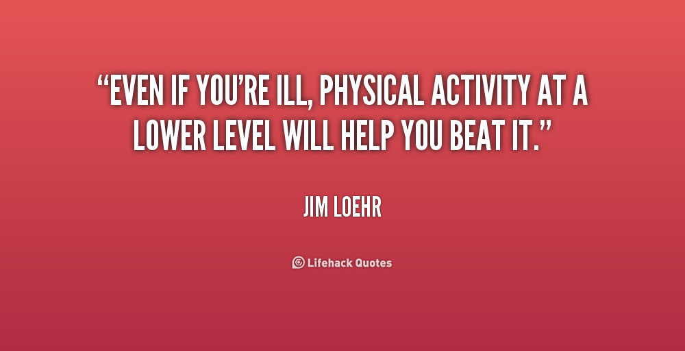 66 Top Activity Quotes And Sayings