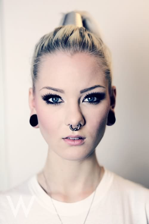 40+ Latest Septum Piercing Collection Ear Piercing Tumblr