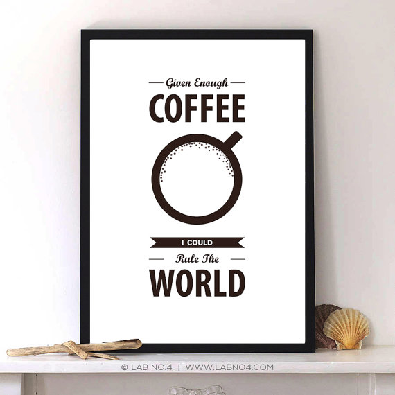 65 Top Coffee Quotes And Sayings