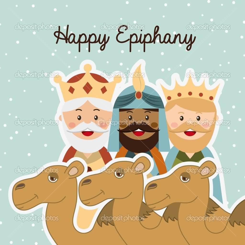 32 Happy Epiphany 2017 Greeting Pictures