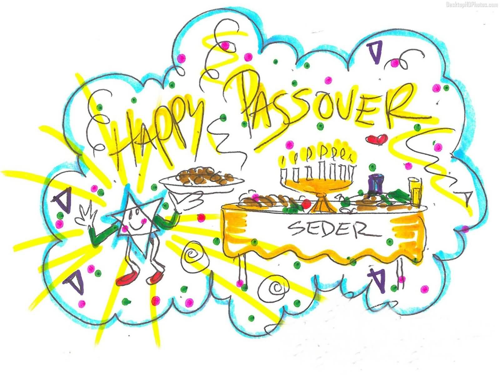 50 beautiful passover greeting pictures and images happy passover hand made greeting card m4hsunfo
