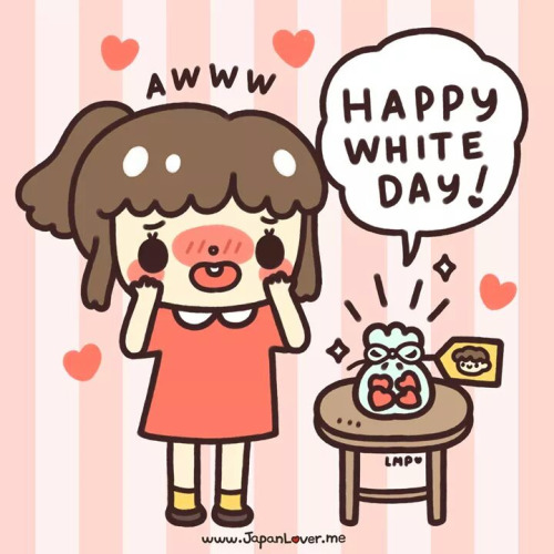Happy White Day Clipart