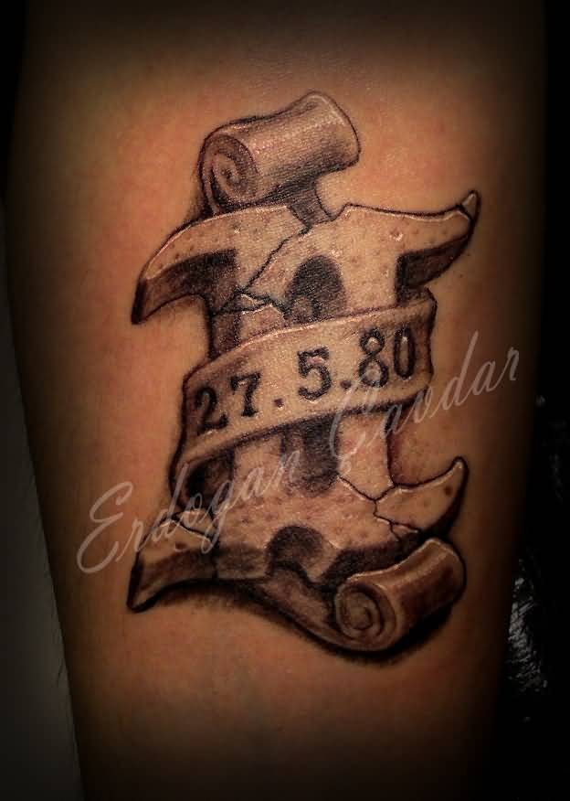 Tribal Gemini Tattoos For Guys: 61+ Gemini Zodiac Sign Tattoos Ideas