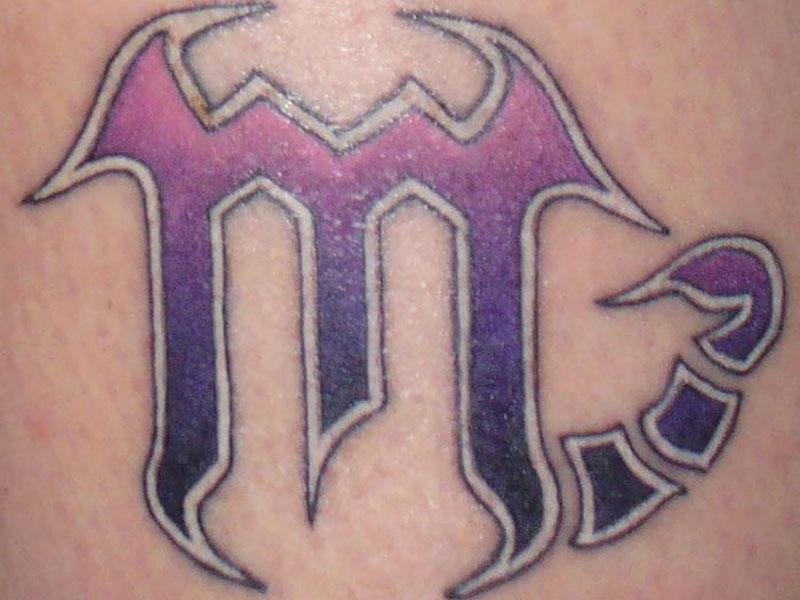 51 Scorpio Zodiac Sign Tattoos