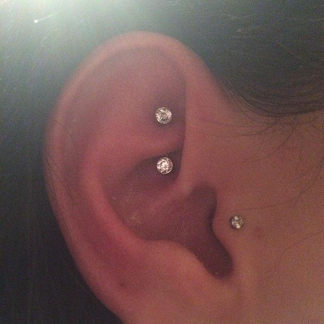 ear piercing rook - photo #35