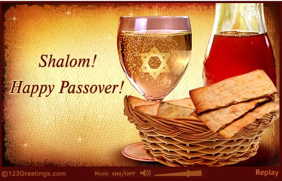 50 beautiful passover greeting pictures and images shalom happy passover m4hsunfo