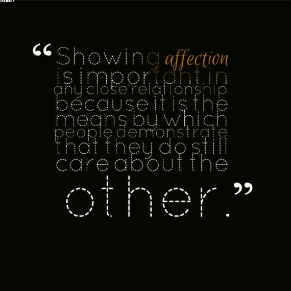 Quotes About Affection 63 Best Affection Quotes And Sayings