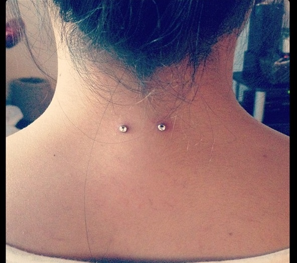 how to fix a rejecting dermal