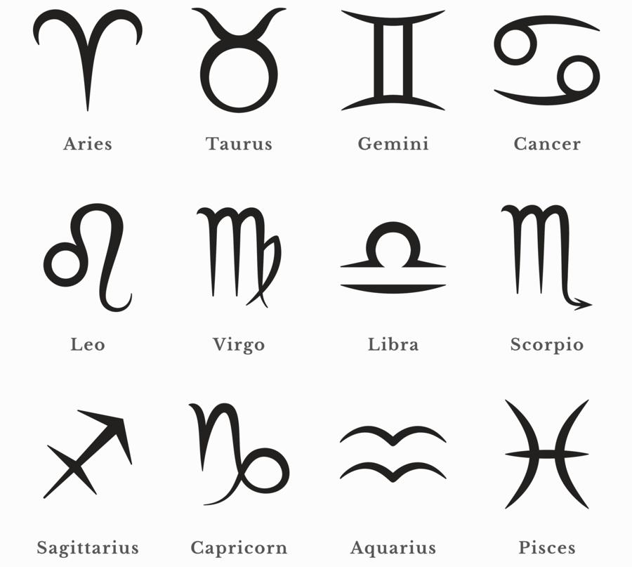 45+ Latest Zodiac Tattoos Designs And Ideas