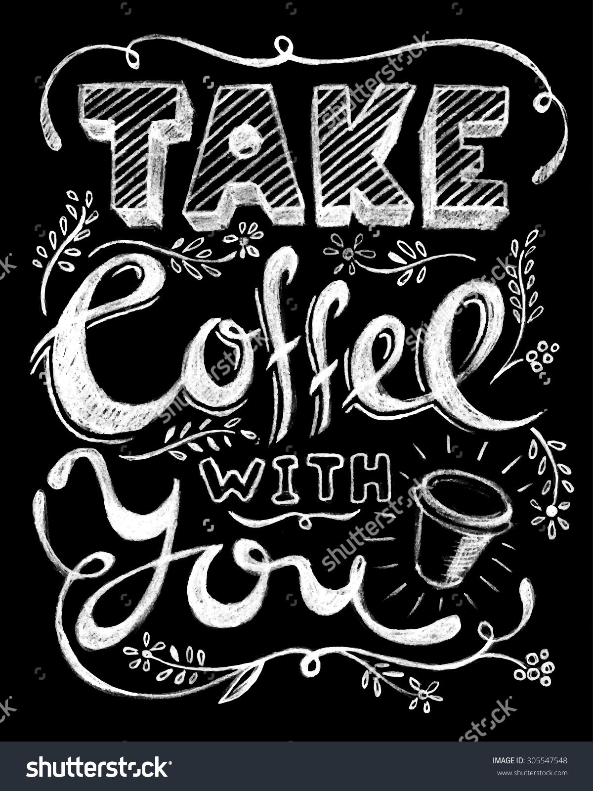 Take Coffee With You