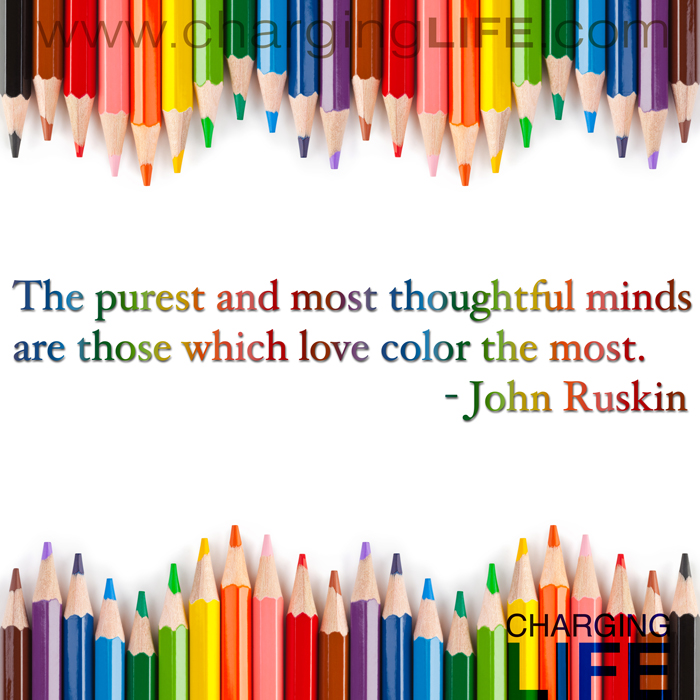 60 Best Color Quotes And Sayings