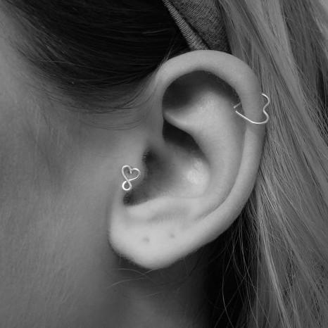 60+ Latest Tragus Piercing Ideas Ear Piercings Snug