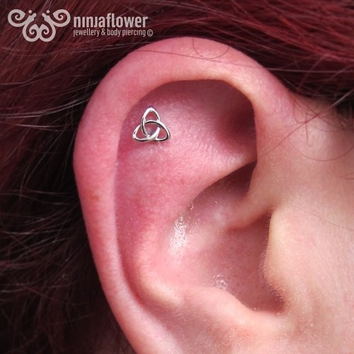 35 beautiful helix piercing pictures