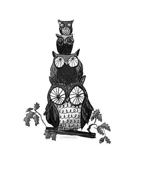28 Owl Tattoo Designs Ideas
