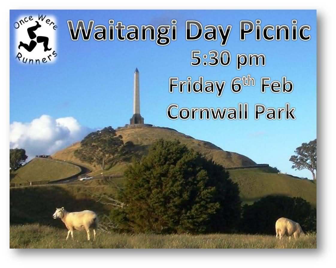 Waitangi Day Picnic
